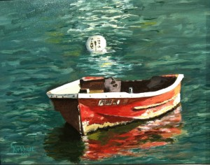 Red Dinghy